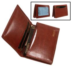 Men's 'Cordoba' Leather Bi-fold Wallet