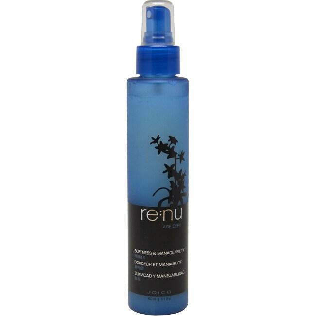 Joico Re:nu Age Softness & Manageability Primer 5.1-ounce Hair Spray