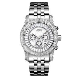 JBW Men's Krypton Diamond-Accented Watch
