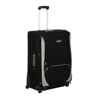 Nautica Downhaul Black / Grey 28-inch Expandable Spinner Upright
