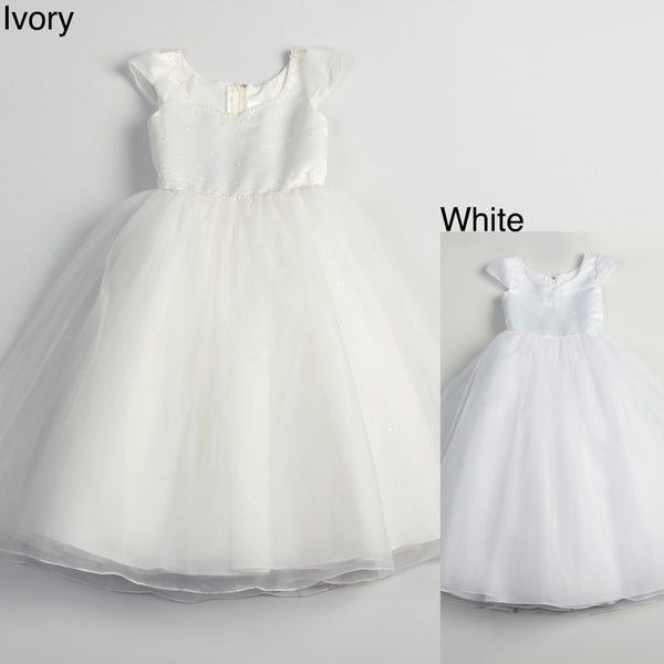 Sweetie Pie Girls First Communion Dress