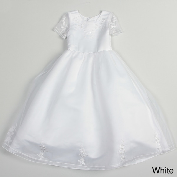 Sweetie Pie Girls Communion Dress