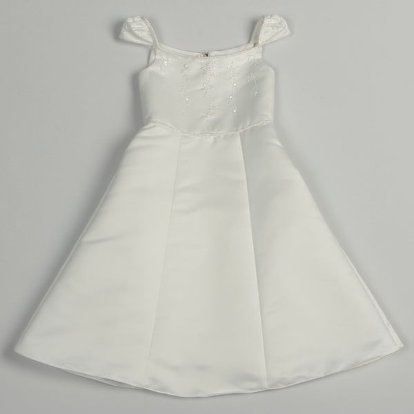 Sweetie Pie Girls Holy Communion Dress
