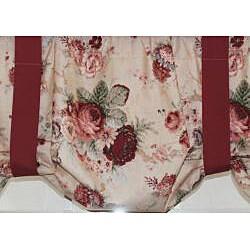 Norfolk Floral Suspender Valance - Thumbnail 1