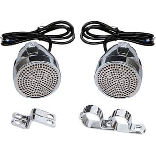 Pyle 600-Watt Motorcycle Mount Weatherproof Speakers|https://ak1.ostkcdn.com/images/products/6695091/Pyle-600-Watt-Motorcycle-Mount-Weatherproof-Speakers-P14248610.jpg?impolicy=medium