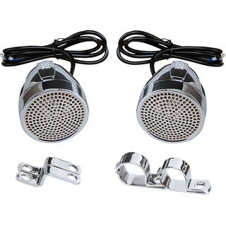 Pyle 600-Watt Motorcycle Mount Weatherproof Speakers