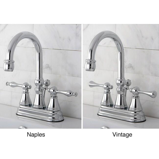 High Spout Bathroom Faucet