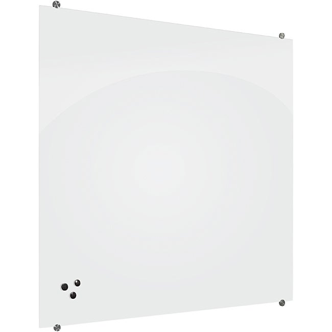 Best-Rite Visionary Magnetic Glass Dry Erase Board (18' x 24') - Free ...