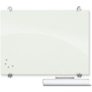 Best-Rite Visionary Magnetic Glass Dry Erase Board (18' x 24')