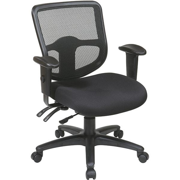 Office Star ProGrid Ergonomic Task Chair