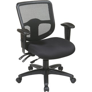 Office Star ProGrid Ergonomic Task Chair