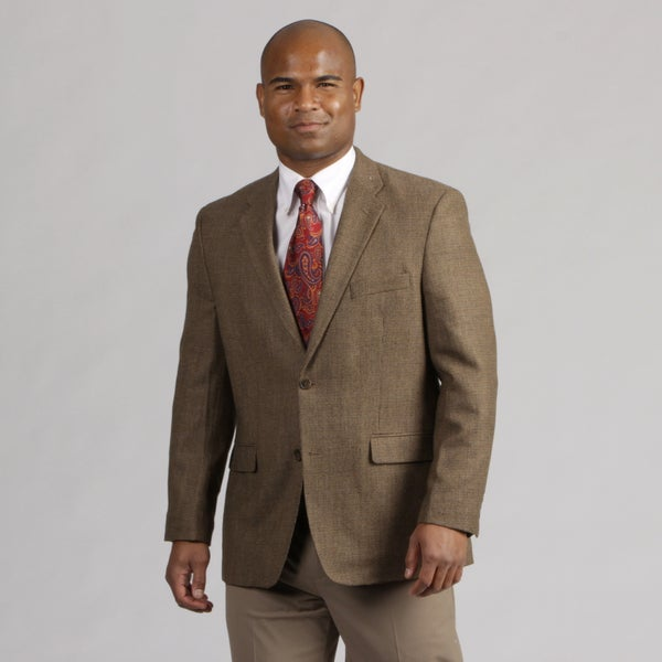 Adolfo Men's Brown Sportcoat FINAL SALE