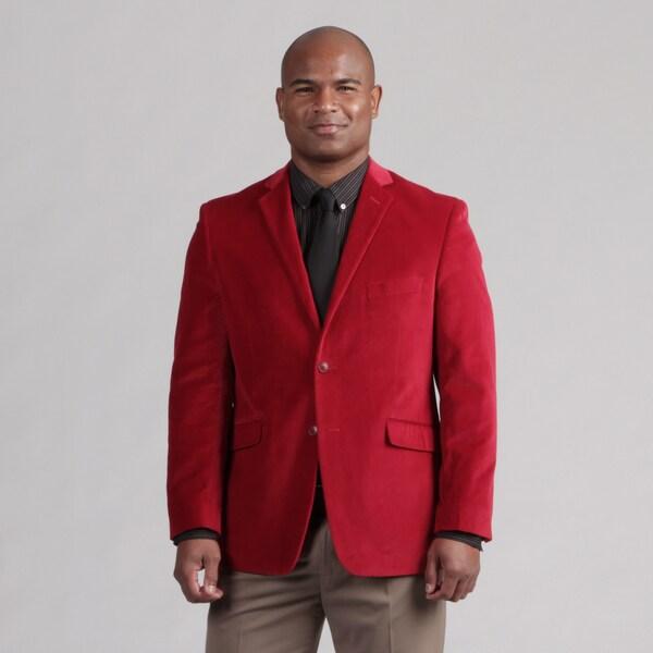 Adolfo Men's Velvet Sportcoat