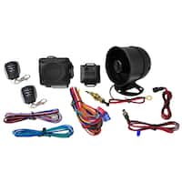 Pyle 4-button Remote Door Lock Vehicle Security System