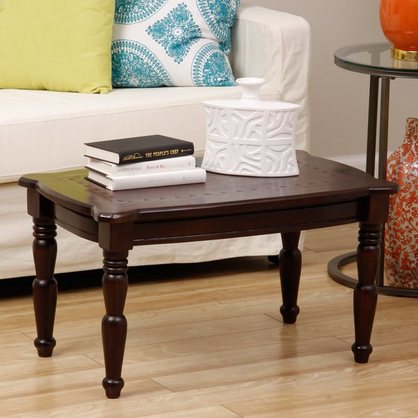 Dark Brown Coffee Table (Peru)