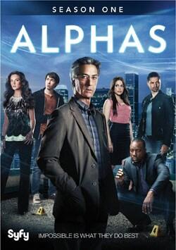 Alphas: Season One (DVD)