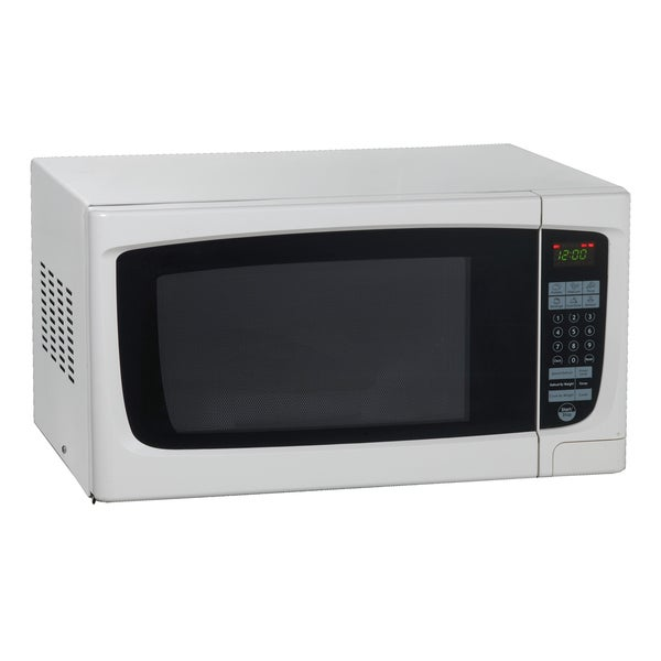 Avanti 1 4 Cubic Foot White Microwave Free Shipping Today 6698589