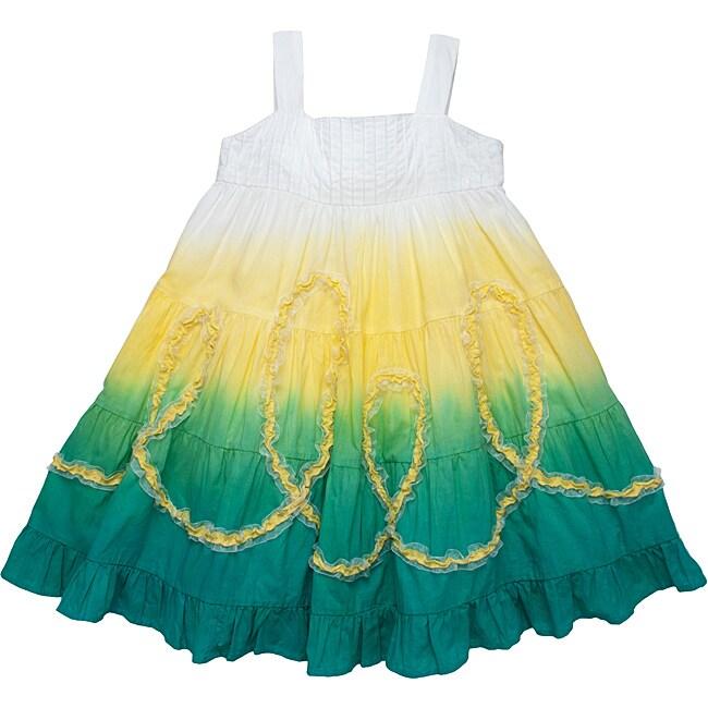 Beetlejuice London Girls Gradient Sun Dress
