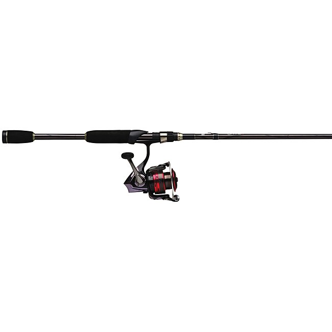 Abu Garcia 7' Orra S Spinning Fishing Pole Combo