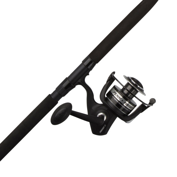 Penn Pursuit II Spinning Fishing Pole Combo