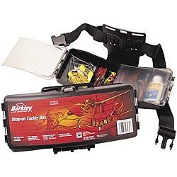 Berkley Classics T&E Plastic-tray Adjustable Strap-On Tackle Box