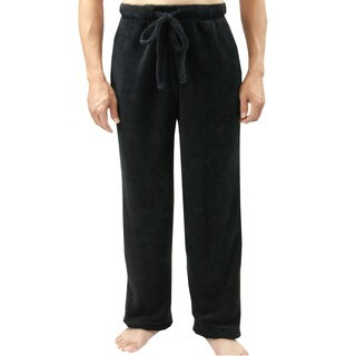 Leisureland Men's Fleece Pajama Lounge Pants