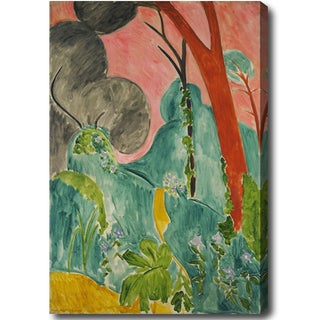 Henry Matisse 'Moroccan Garden' Hand-painted Oil on Canvas