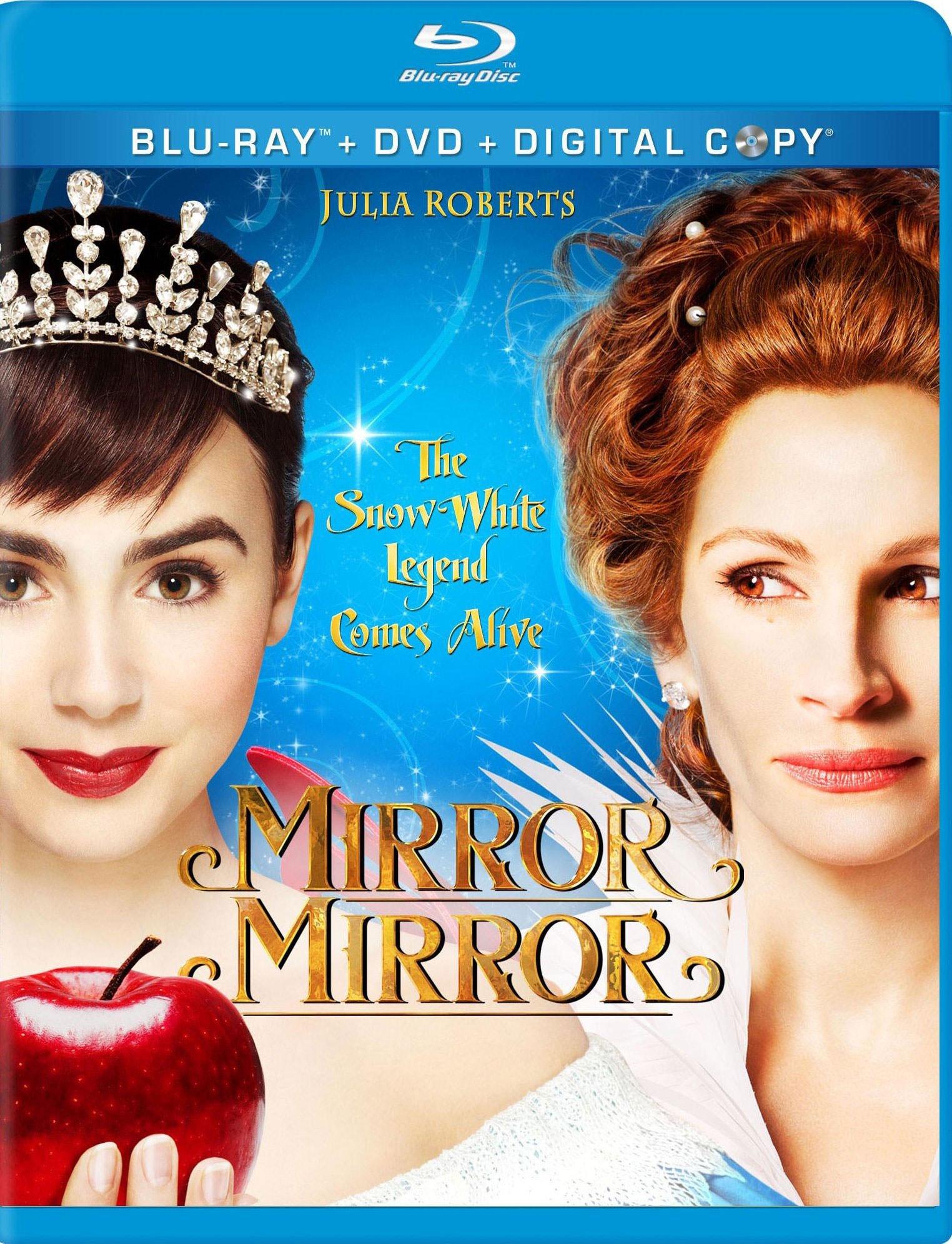 Mirror Mirror (Blu-ray / DVD)