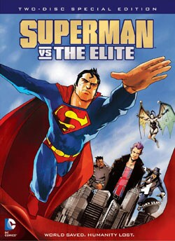 Superman Vs. The Elite: Special Edition (DVD)