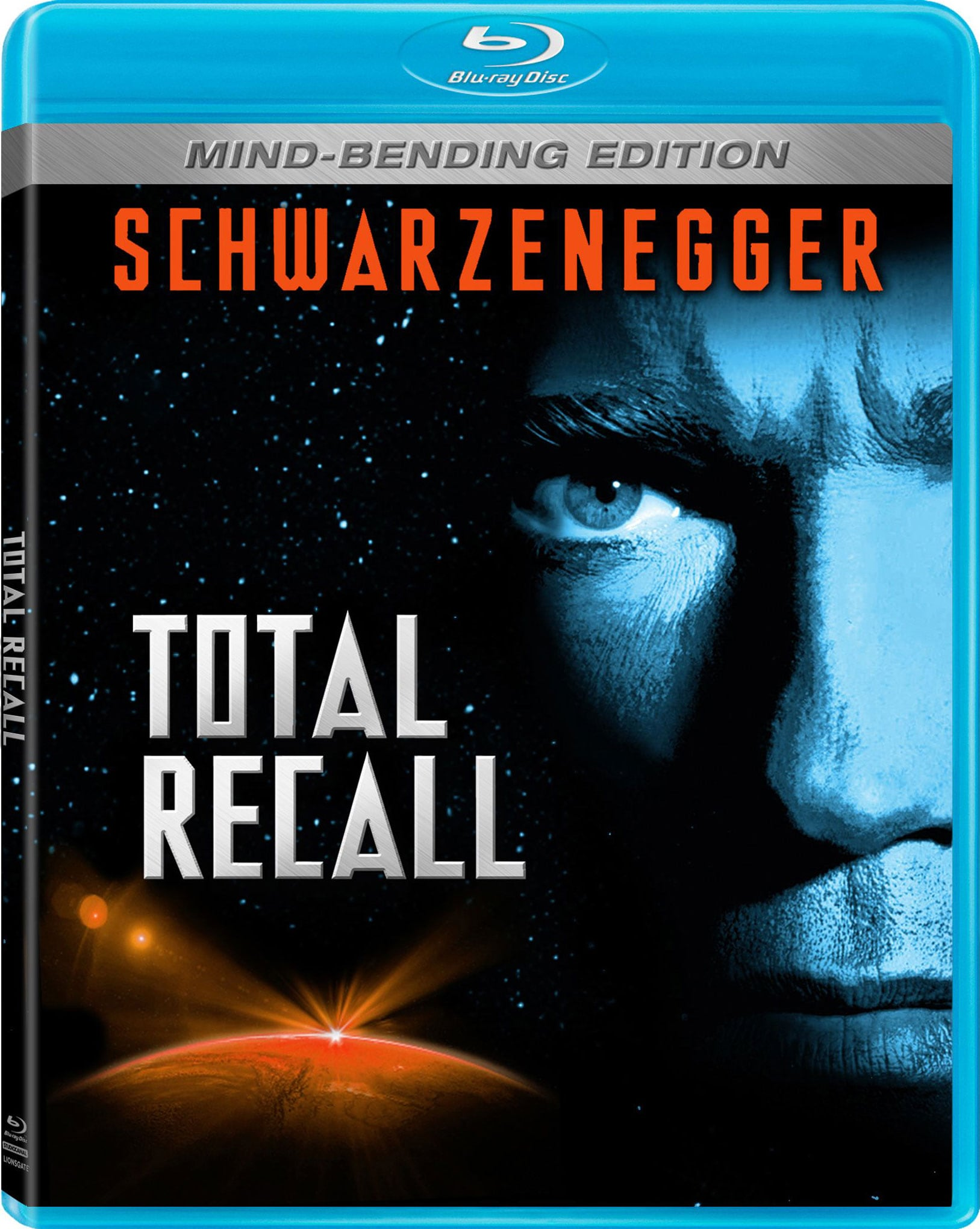 Total Recall (Mind-Bending Edition) (Blu-ray Disc)