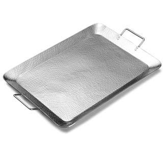 Towle Hammersmith Rec Tray with Handles|https://ak1.ostkcdn.com/images/products/6699508/P14252128.jpg?impolicy=medium