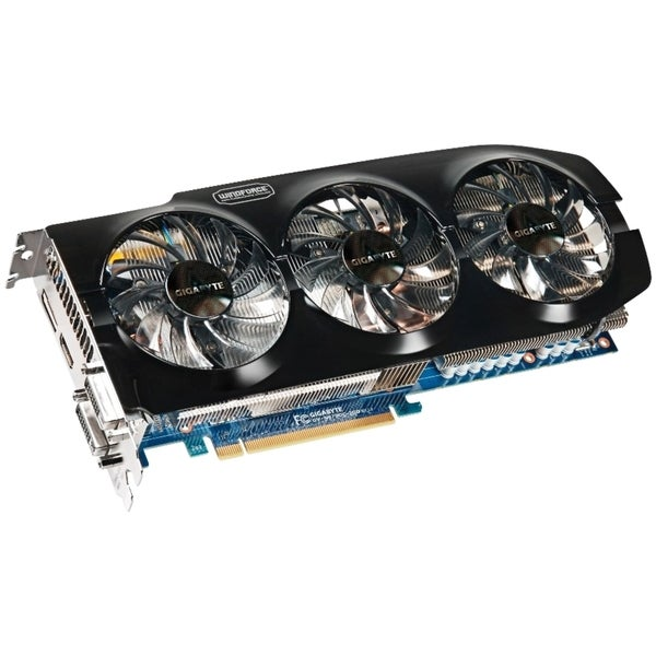 Gigabyte GeForce GTX 670 Graphic Card - 980 MHz Core - 2 GB GDDR5 - P