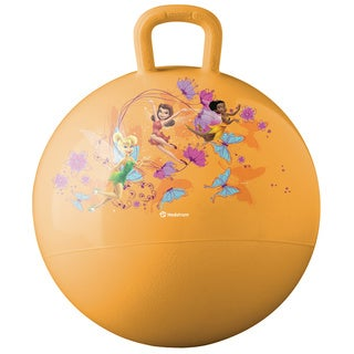 Disney's Fairies Vinyl Hopper Ball Toy
