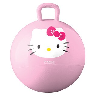 Hello Kitty Vinyl Hopper Ball Toy