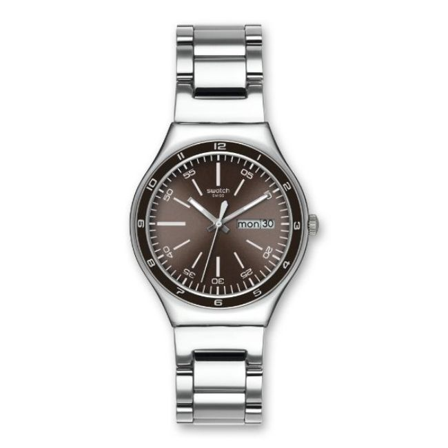 Swatch Men's Stainless Steel Multi-function Watch
