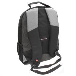 SwissGear The Mercury Grey 16-inch Laptop Computer Backpack - Thumbnail 1