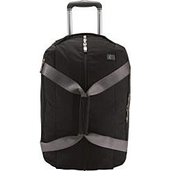 "Case Logic XNRD-21 21"" XN Carry On Rolling Upright Duffel Bag - Thumbnail 1"