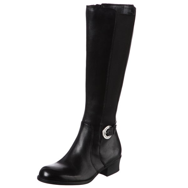 Naturalizer Women's 'Arness' Black Knee-high Boots