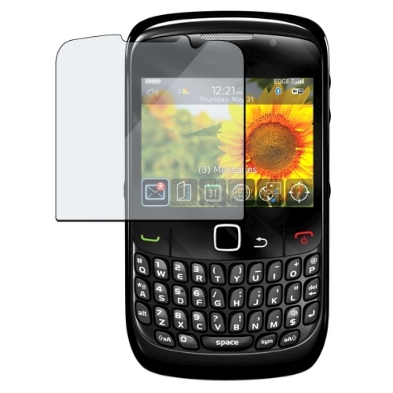 BasAcc Screen Protector for Blackberry Curve 8520/ 8530