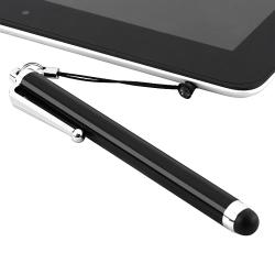 INSTEN Black Touch Screen Stylus for Apple iPhone/ iPad/ iPhone - Thumbnail 2