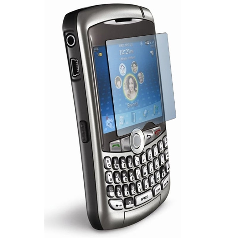 INSTEN Clear Screen Protector for Blackberry Curve 8300/ 8310/ 8320/ 8330
