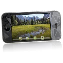 INSTEN 3D Diamond Blink Screen Protector for Apple iPhone 4/ 4S (2-LCD Kit)