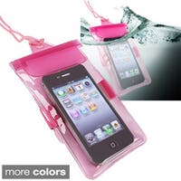 Insten Universal Waterproof Bag with Armband for Cell Phone/ PDA