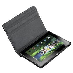 INSTEN Black 360-degree Swivel Phone Case Cover for BlackBerry PlayBook