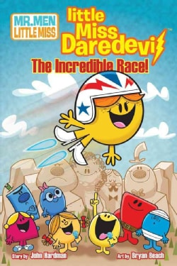 Little Miss Daredevil: The Incredible Race! (Paperback)