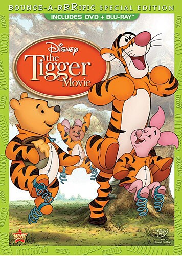 The Tigger Movie: Bounce-A-Rrrific (Special Edition) (DVD)