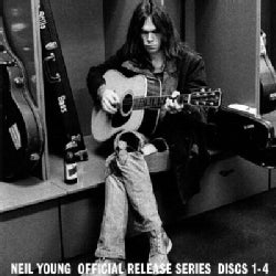 NEIL YOUNG - OFFICIAL RELEASE SERIES DISCS 1-4