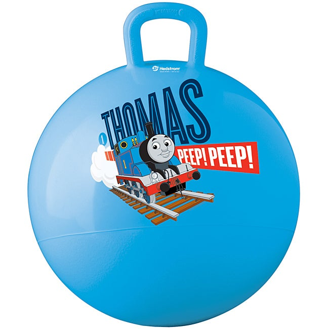 Thomas the Tank Engine Vinyl Hopper Ball Toy