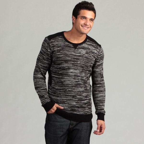 Black Hearts Men's Charcoal Sweater