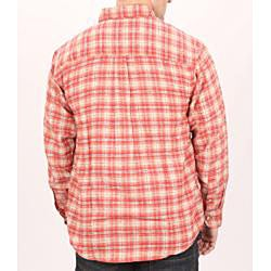 Farmall IH Men's Red Plaid Flannel Shirt - Thumbnail 1